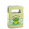 Froggy Frog - Personalized Baby Shower Mini Favor Boxes