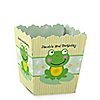 Froggy Frog - Personalized Birthday Party Candy Boxes