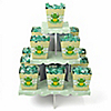 Froggy Frog - Birthday Party Candy Stand and 13 Candy Boxes