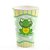 Froggy Frog - Birthday Party Hot/Cold Cups - 8 ct