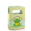 Froggy Frog - Personalized Birthday Party Mini Favor Boxes