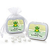Froggy Frog - Personalized Birthday Party Mint Tin Favors