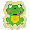 Froggy Frog - Birthday Party Dinner Plates - 8 ct