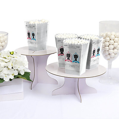 Gender Reveal Party Popcorn Boxes