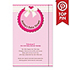 It's A Girl - Personalized Baby Shower Fabulous 5 Games