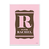 Baby Girl - Personalized Baby Shower Poster Gifts