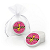 Giraffe Girl - Personalized Birthday Party Lip Balm Favors
