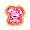 Girl Puppy Dog - Baby Shower Dessert Plates - 8 ct