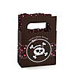 Skullicious™ - Baby Girl Skull  - Personalized Baby Shower Mini Favor Boxes