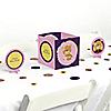 Baby Girl Teddy Bear - Baby Shower Centerpiece & Table Decoration Kit
