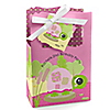 Girl Turtle - Personalized Birthday Party Favor Boxes