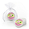 Girl Turtle - Personalized Birthday Party Lip Balm Favors