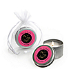 Girls Night Out - Personalized Bachelorette Party Candle Tin Favors