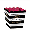 Girls Night Out - Personalized Bachelorette Party Candy Boxes