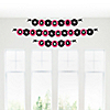 Girls Night Out - Personalized Bachelorette Party Garland Letter Banners