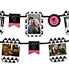 Girls Night Out - Bachelorette Party Photo Garland Banners