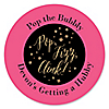 Girls Night Out - Personalized Bachelorette Party Sticker Labels - 24 ct