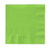 Lime Green - Baby Shower Beverage Napkins - 50 pack