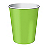 Lime Green - Baby Shower Hot/Cold Cups 24 ct