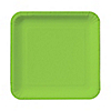 Lime Green - Baby Shower Dessert Plates 18 ct