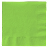 Lime Green - Baby Shower Luncheon Napkins - 50 pack