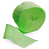 Lime Green - Baby Shower Streamers