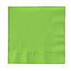 Lime Green - Birthday Party Beverage Napkins - 50 ct