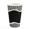 Happy Birthday - Birthday Party Hot/Cold Cups - 8 ct