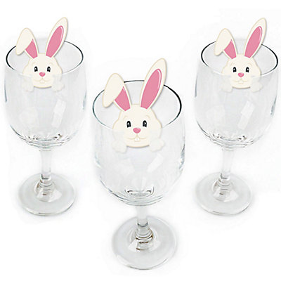 Easter | Marker | Party | Glass | East | Wine | Set