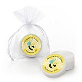 Honey Bee - Lip Balm Personalized Baby Shower Favors