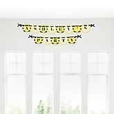 Honey Bee - Personalized Baby Shower Garland Banner