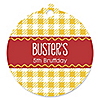 Summer BBQ - Hot Diggity Dog - Personalized Dog Party Tags - 20 ct