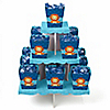 Lion Boy - Baby Shower Candy Stand and 13 Candy Boxes
