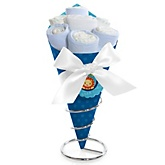 Lion Boy - Baby Shower Diaper Bouquets