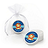 Lion Boy - Personalized Birthday Party Lip Balm Favors