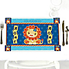 Lion Boy - Personalized Birthday Party Placemats