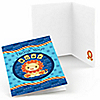 Lion Boy - Thank You Cards - 8 ct