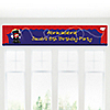 Little Magician - Personalized Birthday Party Banners