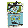 Dashing Little Man Mustache Party - Personalized Birthday Party Favor Boxes