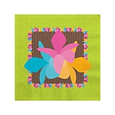 Luau - Baby Shower Beverage Napkins - 16 Pack