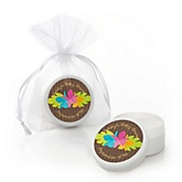 Luau - Lip Balm Personalized Baby Shower Favors