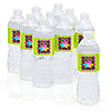 Luau - Personalized Baby Shower Water Bottle Label Favors