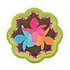 Luau - Birthday Party Dessert Plates - 8 ct