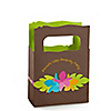 Luau - Personalized Birthday Party Mini Favor Boxes