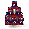 Magic - Birthday Party Candy Stand and 13 Candy Boxes