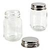 Empty Glass Mason Jar - Everyday Party Do It Yourself - 12 ct