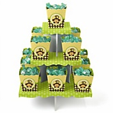 Monkey Neutral - Baby Shower Candy Stand & 13 Fill Your Own Candy Boxes