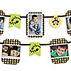Monkey Neutral - Birthday Party Photo Garland Banners