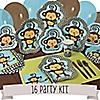 Monkey Boy - 16 Person Party Kit
