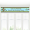 Monkey Boy - Personalized Birthday Party Banners